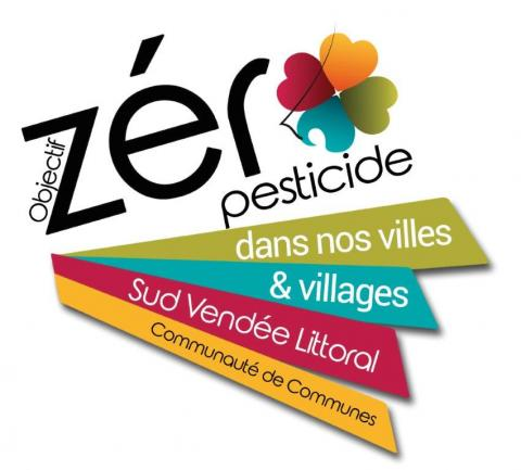 Illustration de l'action Zero Pesticide de la CC Sud Vendée Littoral